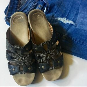 Dansko sandal clogs